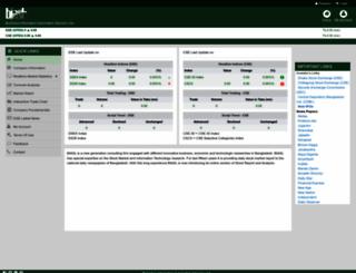 biasl.net screenshot