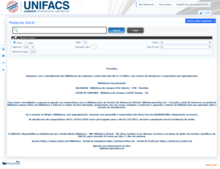 bib.unifacs.br screenshot