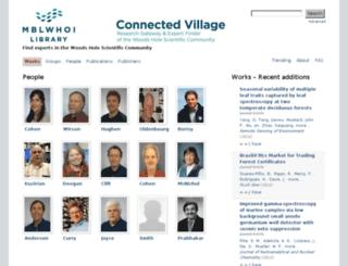bibapp.mbl.edu screenshot