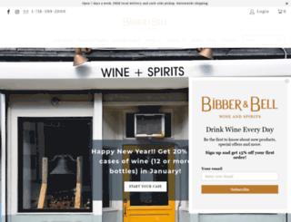 bibberandbell.com screenshot