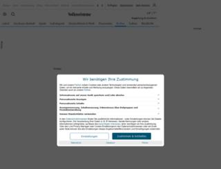 bibermagazin.de screenshot