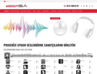 bibersa.com.tr screenshot