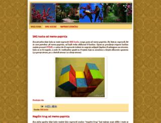 bibijana-majglad.blogspot.com screenshot