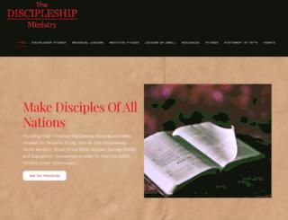 biblestudycd.com screenshot