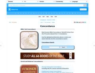 bibletab.com screenshot