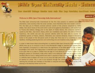 bibleverdict.org screenshot