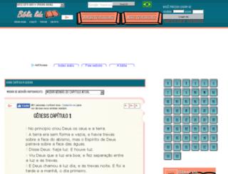 biblialida.com.br screenshot