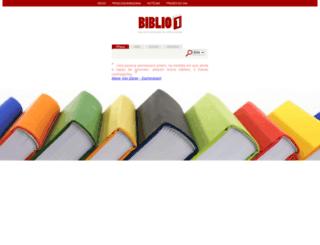 biblio1.com.br screenshot