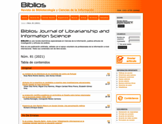 biblios.pitt.edu screenshot