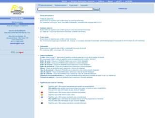 bibliotecaorl.org.br screenshot