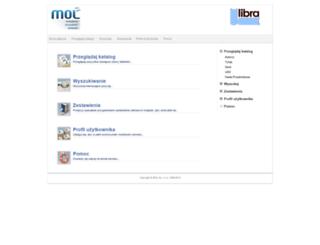 biblioteka.kpsw.edu.pl screenshot
