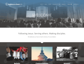 bic-church.org screenshot