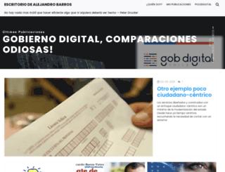 bicentenario.bligoo.cl screenshot