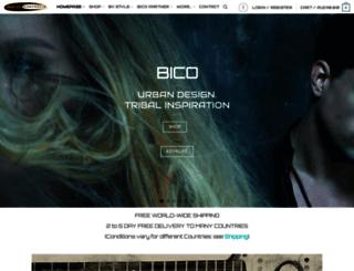 bico.com.au screenshot