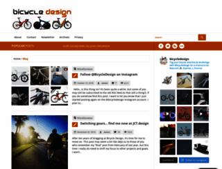 bicycledesign.net screenshot
