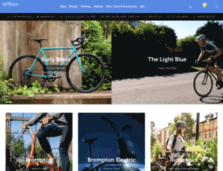 bicycledoctor.co.uk screenshot