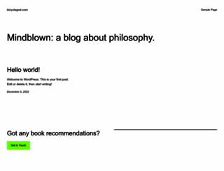 bicyclegod.com screenshot