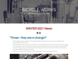 bicycleworks-bc.com screenshot