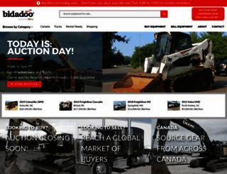 bidadoo.com screenshot