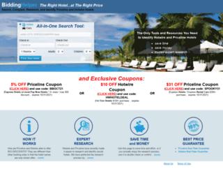 biddinghelper.com screenshot