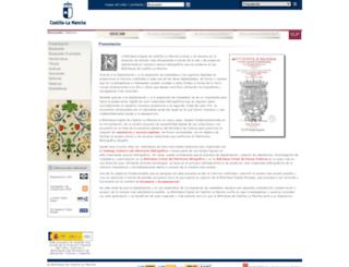 bidicam.jccm.es screenshot