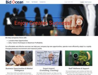 bidocean.com screenshot
