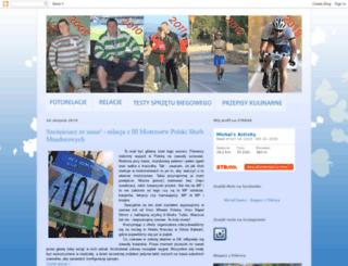 biegaczzpolnocy.blogspot.com screenshot