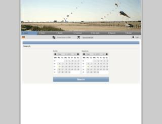 biehl.onlinebooking.dk screenshot