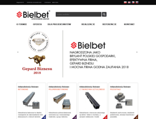 bielbet.pl screenshot