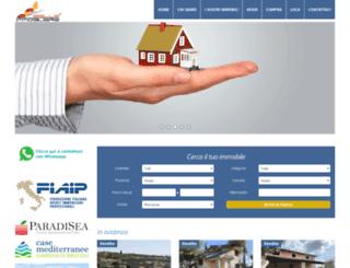 bielleimmobiliare.com screenshot