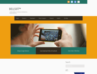 biellsoft.blogspot.com screenshot