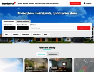 bielsko-biala.domiporta.pl screenshot