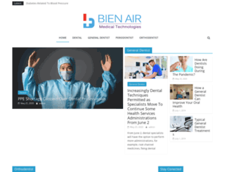 bienair.org screenshot