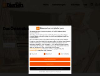 bienenaktuell.com screenshot