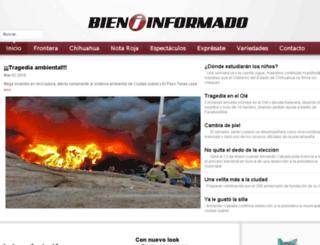 bieninformado.com screenshot
