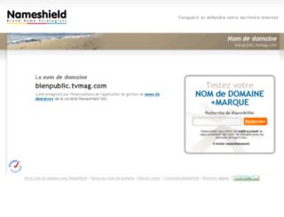 bienpublic.tvmag.com screenshot