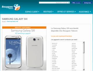 bientot.bouyguestelecom.fr screenshot