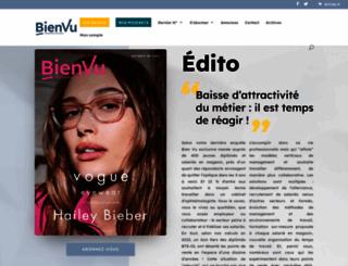 bienvu.ws screenshot