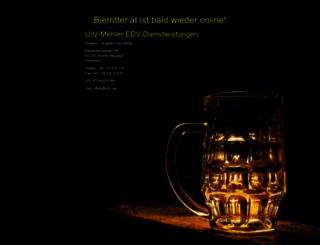 bierritter.at screenshot