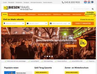 biesen.nl screenshot
