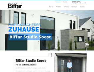 biffarstudio-soest.de screenshot