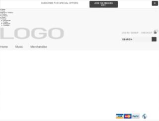 biffyclyro.warnerartists.net screenshot