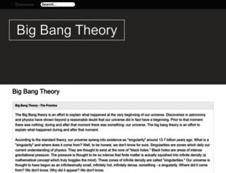 big-bang-theory.com screenshot