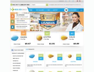 big-ed-sale.com screenshot