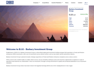 big.com.eg screenshot