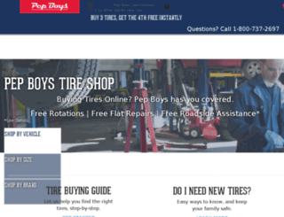 big10tires.com screenshot