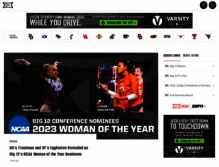 big12sports.com screenshot