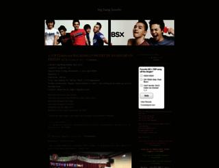 bigbangkorean.wordpress.com screenshot