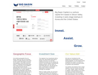 bigbasincapital.com screenshot