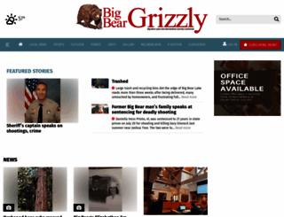 bigbeargrizzly.net screenshot